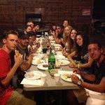 Cena di gruppo