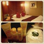 Royal Park Hotel Tokyo room