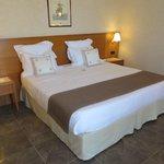 Schlafzimmer Suite 404
