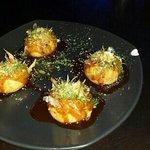 Takoyaki (bolitas de pulpo)