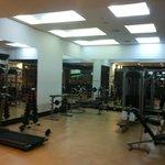 """Fitnessstudio"""