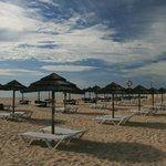 Ilha Tavira beach