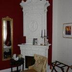 Romantic Room Fireplace