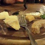 Cheese board starter