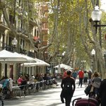 Local Ramblas - bars and restaurants - the place to stay in Barcelona