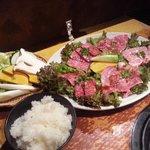 Grilled Beef Matsuzaka Gyuzo Shimodate