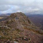 Summit of Stob Dearg (Buachaille Etive Mor)
