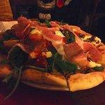 Amazing pizza...
