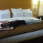 Chambre avec lit pour 3 personnes !!!!!