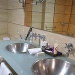 Salle de bain ultra moderne