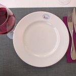 фирменная тарелка