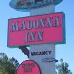 Benvenuti al Madonna Inn