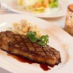 Wonderful Steak Dinner
