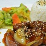 Lomito (Meat) Teriyaki