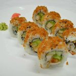 Pollo (Chicken) Tempura Roll