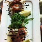 Cod fillet with parma ham