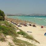 Seductoras fotos creo de la mas seductora y mejor playa de Mallorca.