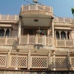 Beautiful Rajasthani structure