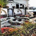 Beautiful Hotel Parsifal Courtyard