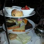Beautifully laid out Afternoon Tea