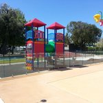 Play ground and wet area