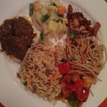 Spice and Rice Restaurant - taste treat for a good value 1500tk+tax