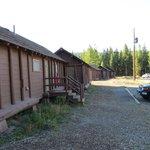 Frontier Cabins - extérieur