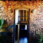 Portal dentro do hotel