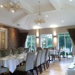 The dining room/function room