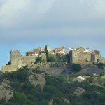 pueblo fortificado