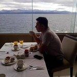 El desayunador/restaurante