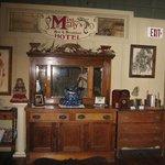 Antiguo salón de exibición de las chicas