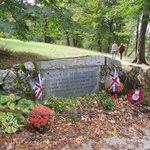 Memorial to British Soldiers