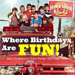 Fun stuff & awesome Pizza! Call for Birthday info!