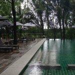 Pool - yep was raining so couldnt enjoy it unfortunately :(