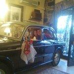 Fiat 1100 esterno