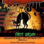 Halloween 31st Oct