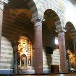 Cathedral Volterra, Interior.