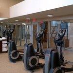 Impressive gym