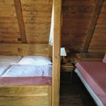Canopy King bed and day bed