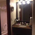 Sink,hairdryer