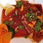 Crispy Red Snapper