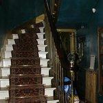 staircase - ground floor