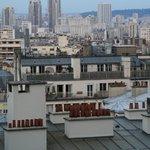les toits de Paris... (2)