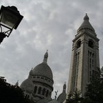 basilique du Sacré Coeur, a hop and a skip away from the Ermitage Hotel