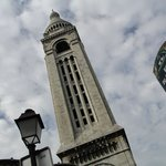 view of Sacré Coeur campanile & coupole - almost on your doorstep!
