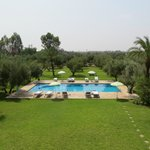 The Dar's pool