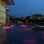 vista piscine esterne