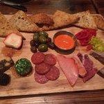 Charcuterie Plate #FoodPorn