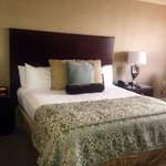 Deluxe King Bed with Riverview